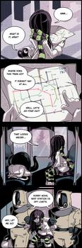 The Crawling City - 37 by Parororo