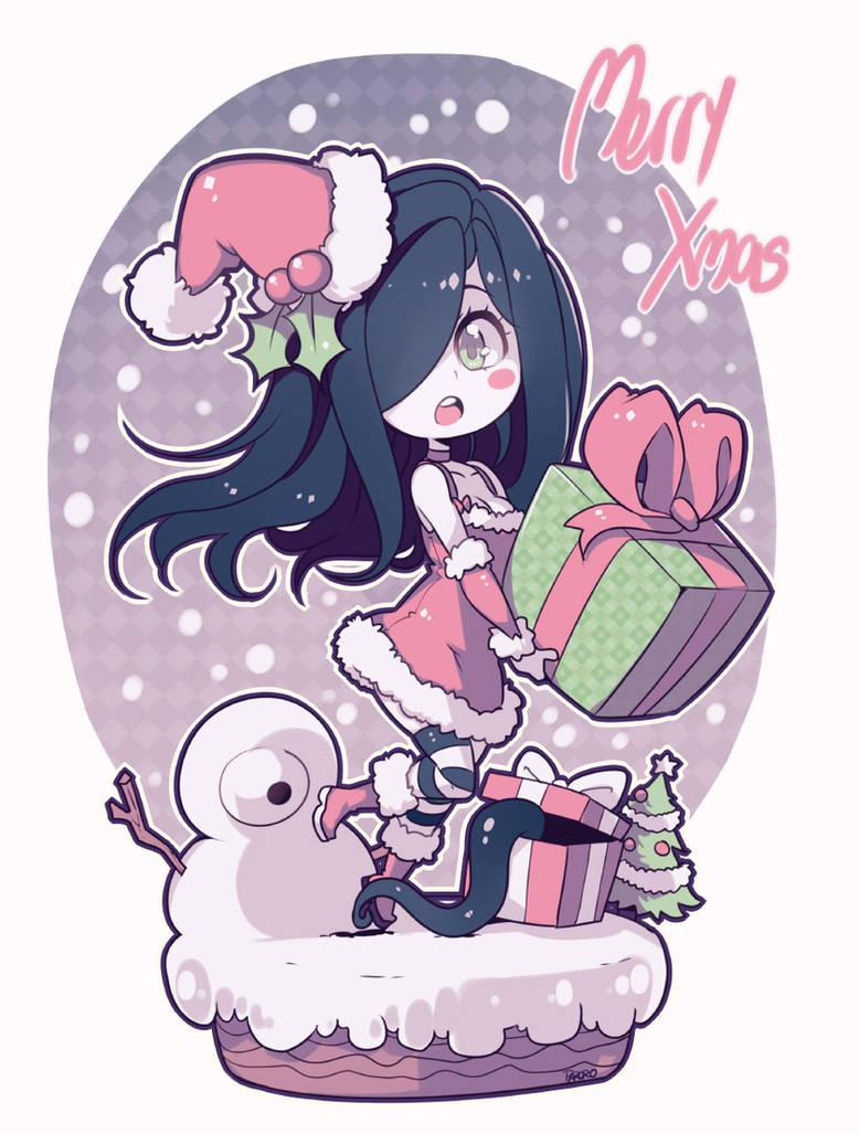 Merry Xmas by Parororo