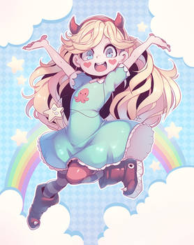Star (VS the forces of  evil)