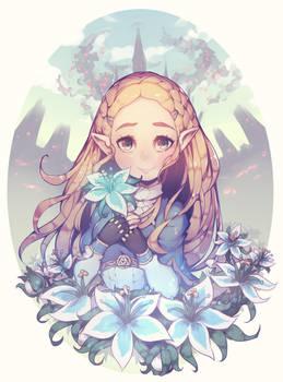 Zelda (TLoZ Breath of the Wild)