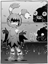 Amissio Update Preview (Chapter 3, part 7) by Parororo