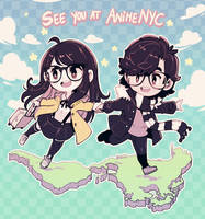 See you at AnimeNYC2019 ~