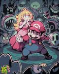 Mario Art Jam by Parororo
