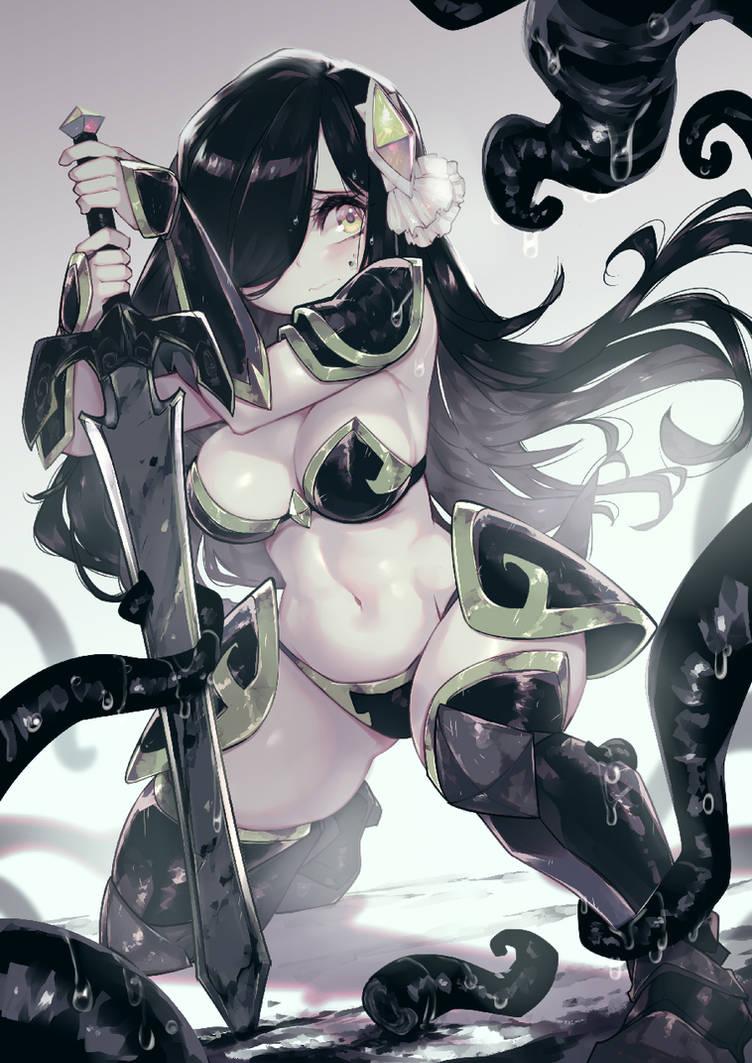 Warrior Princess Aria by Parororo