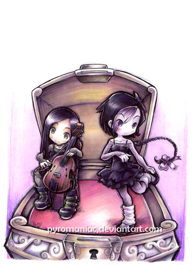 Out of a Music Box - REMAKE by Parororo