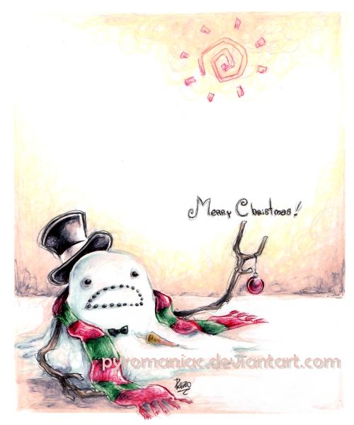 Merry hot Xmas by Parororo
