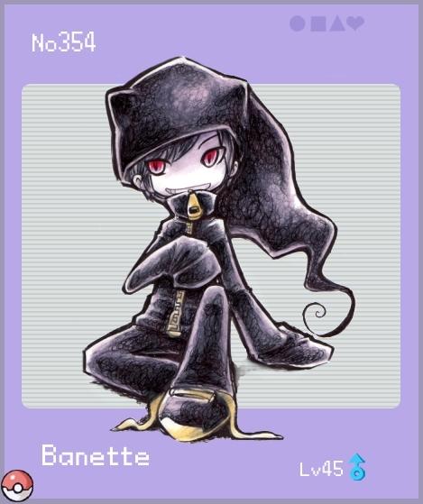 No354 Banette by Parororo