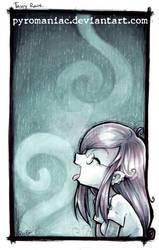 Tasty Rain by Parororo