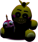 Toy chica plushie by abuut to die 2 on deviantart