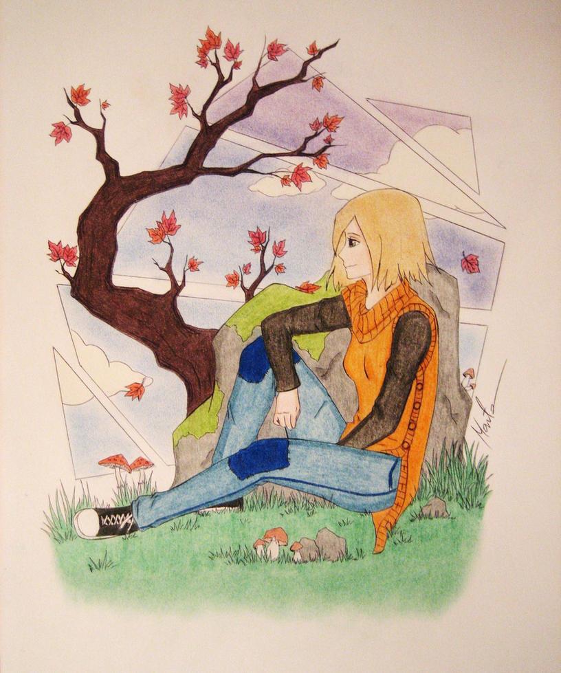 Autumn by Natsu-chan-94