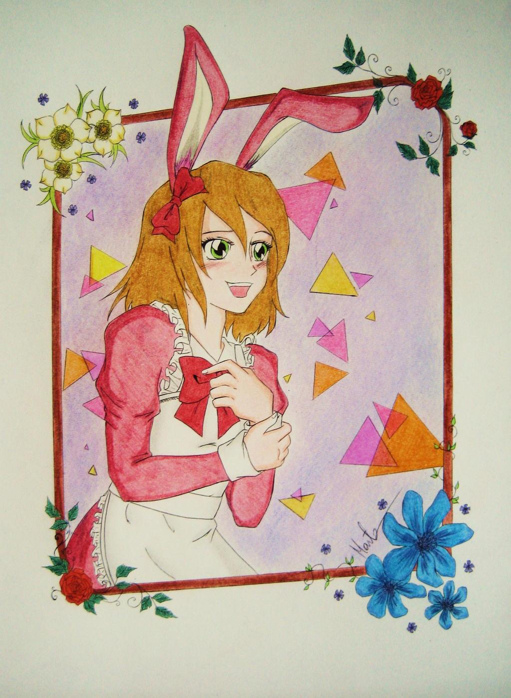 Bunny by Natsu-chan-94