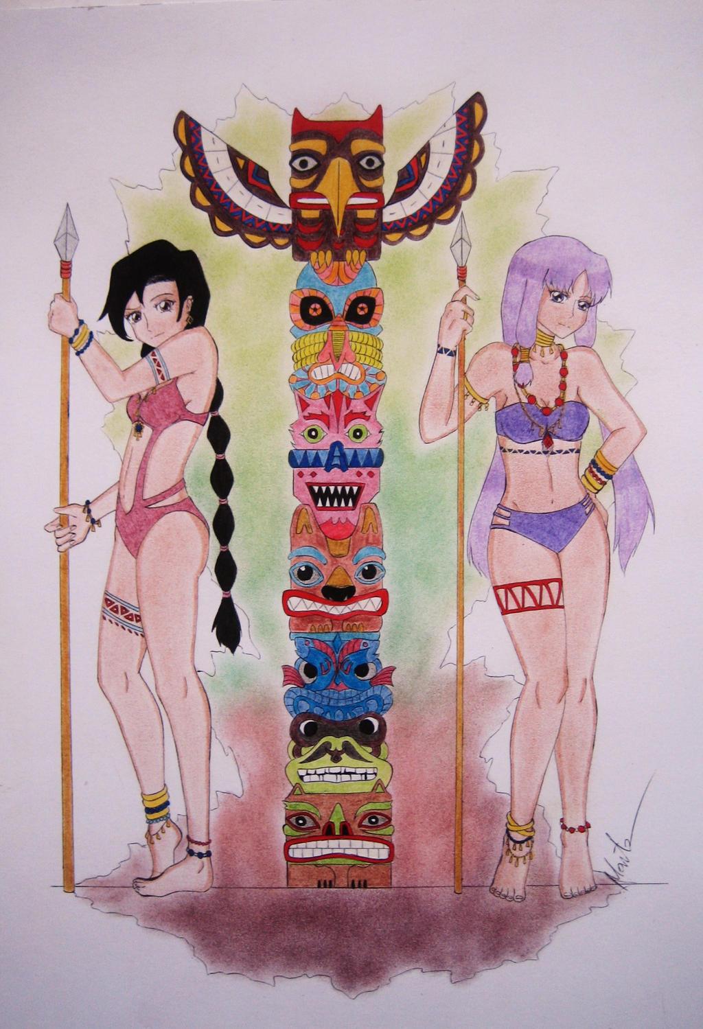 Ethnically by Natsu-chan-94