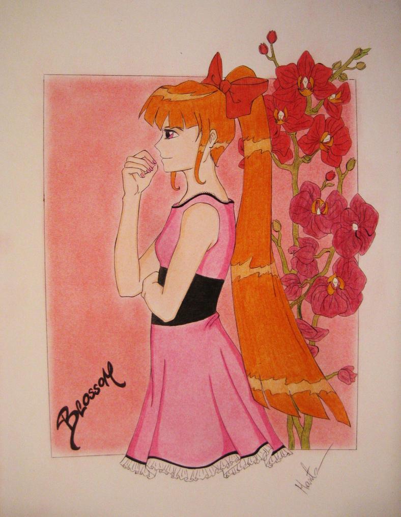 Blossom (Powerpuff Girls) Vol.2 by Natsu-chan-94