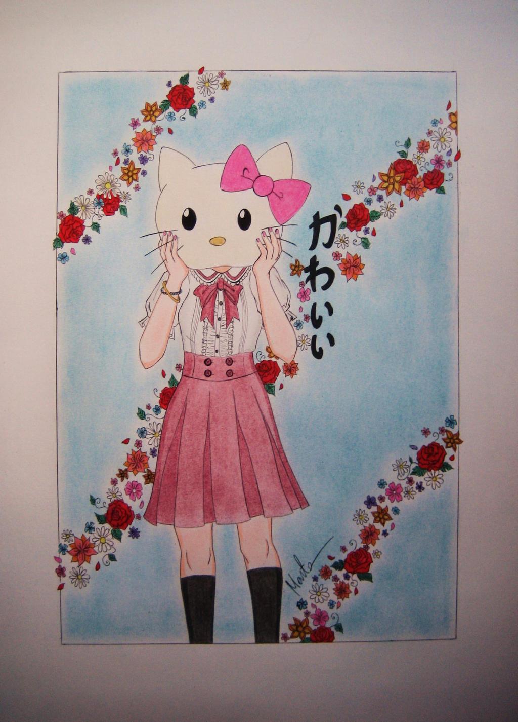 Kawaii ? by Natsu-chan-94