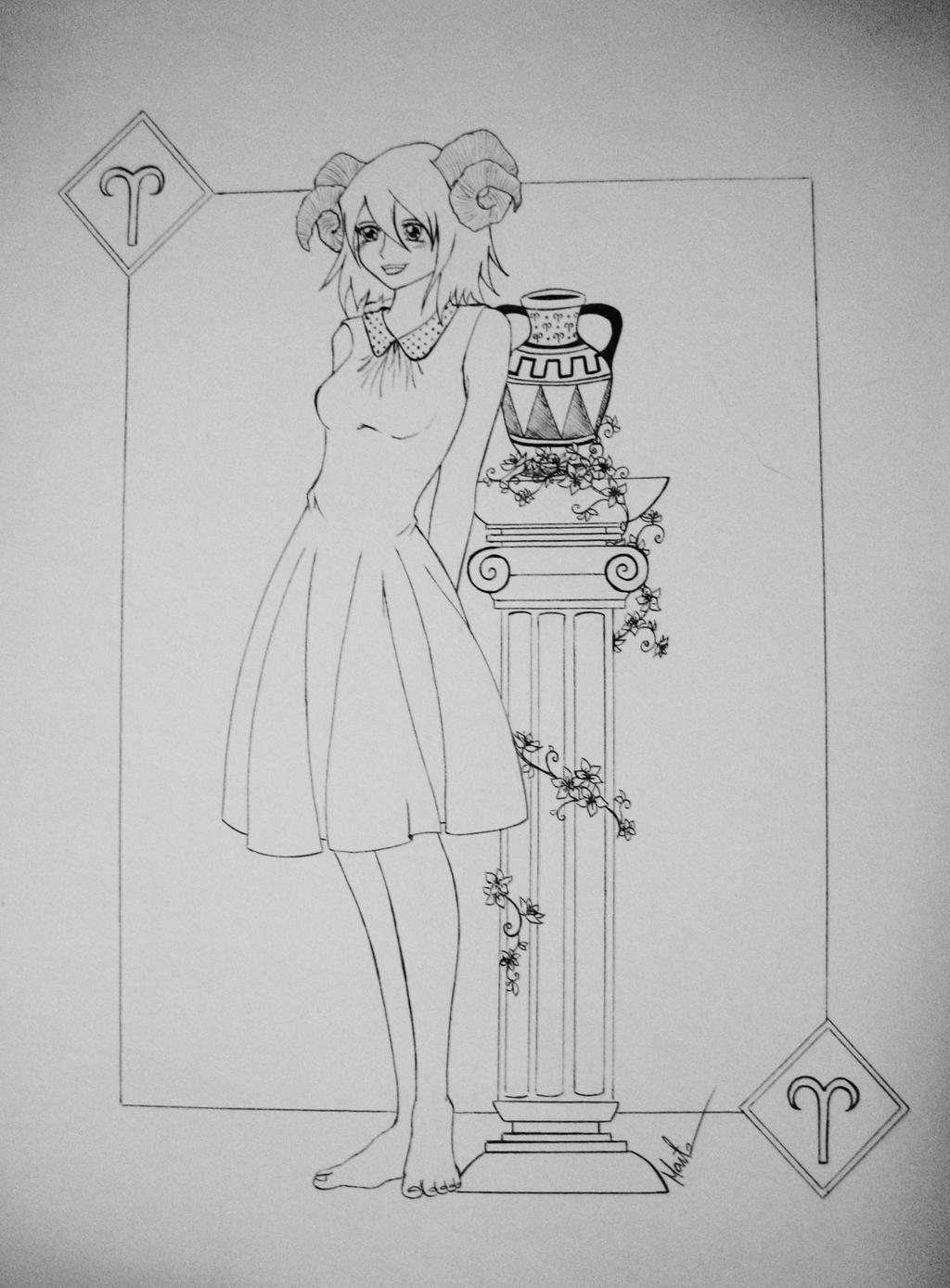 Aries by Natsu-chan-94