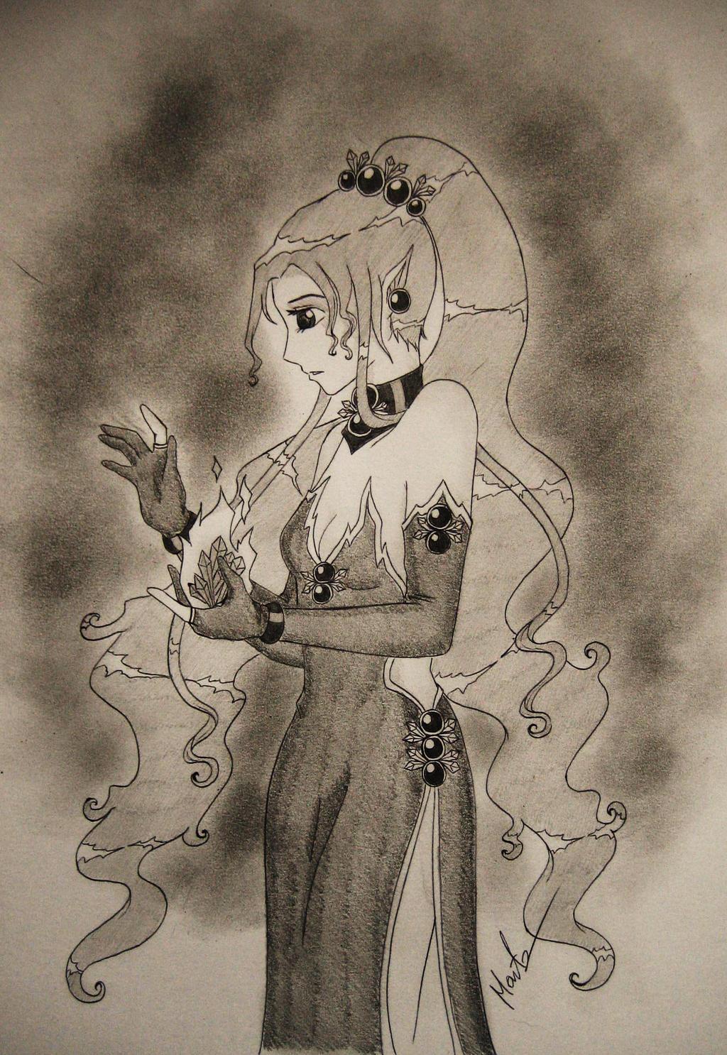 Sketch #1 by Natsu-chan-94