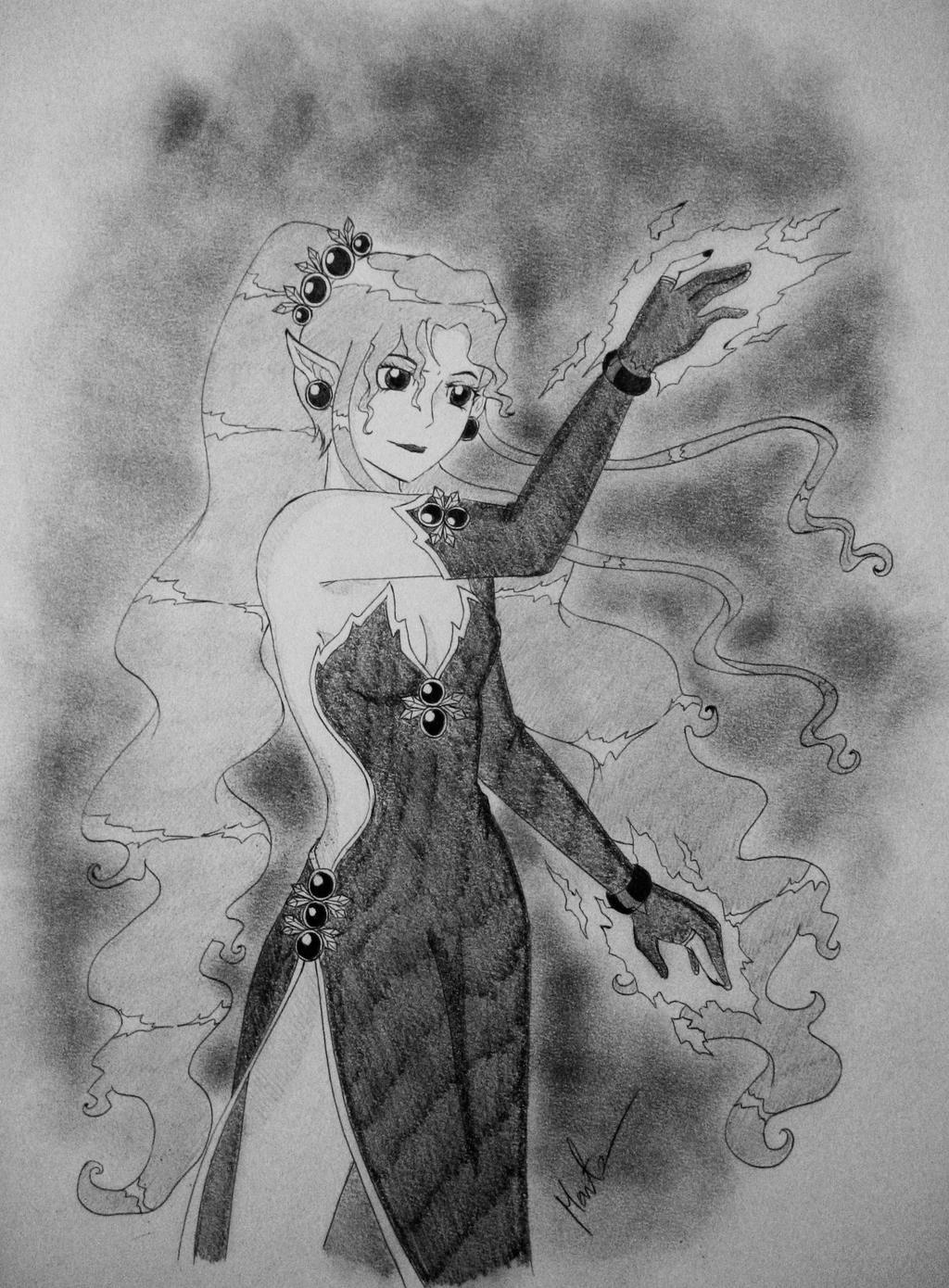 Sketch #2 by Natsu-chan-94