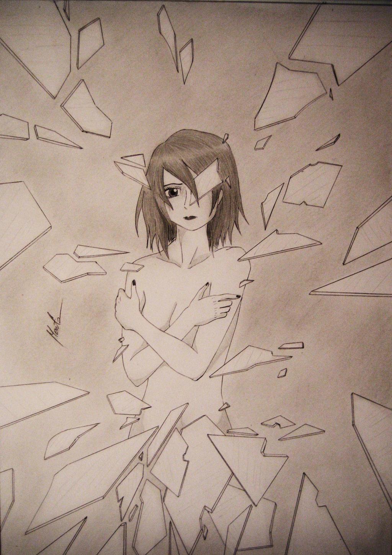 Broken Mirror by Natsu-chan-94