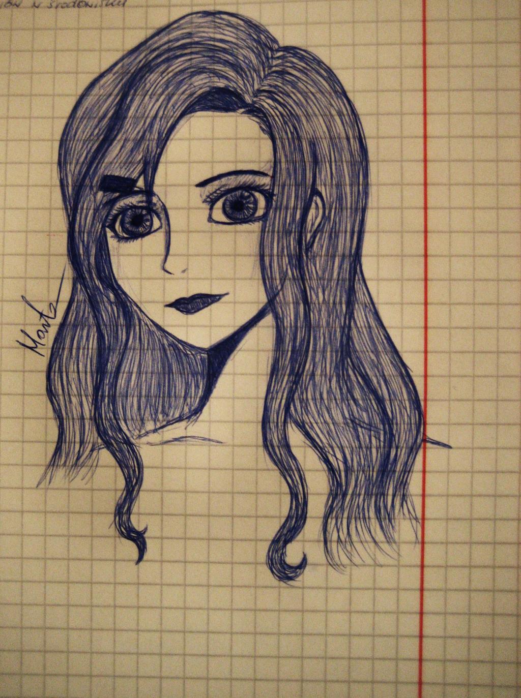 Sketch #3 by Natsu-chan-94