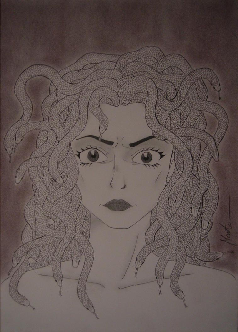 Medusa by Natsu-chan-94