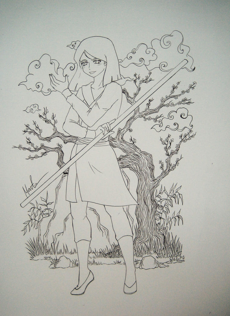 Mulan #1 by Natsu-chan-94