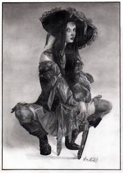 Pirate Mistress by KareinLee