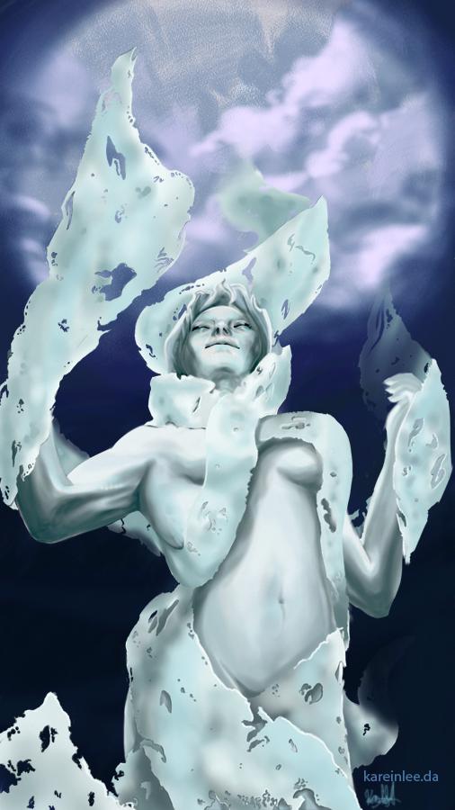 Wispmother by KareinLee