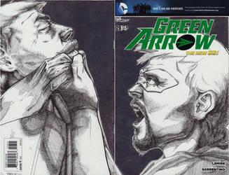 Green Arrow by KareinLee