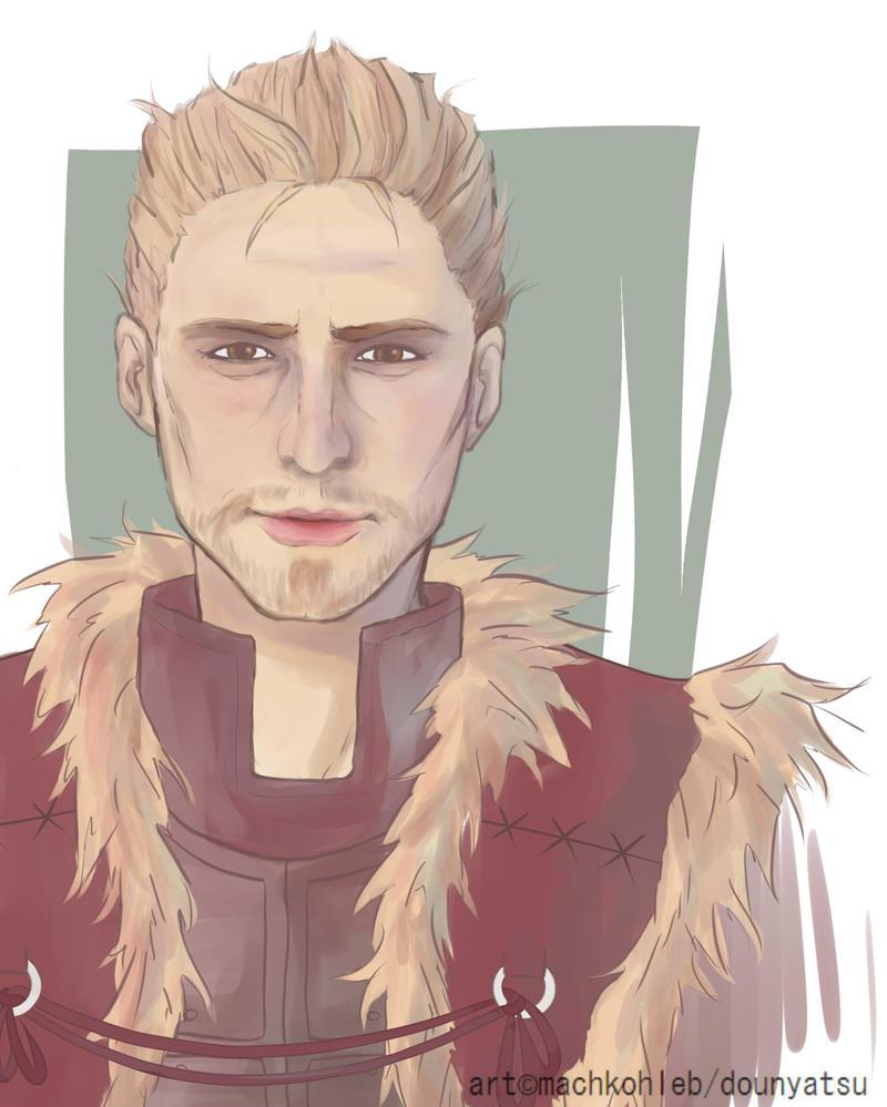 King Alistair by dounyatsu