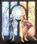 leona and diana