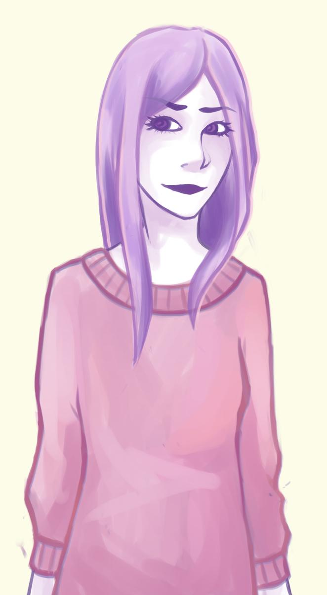 art trade: Lavender by dounyatsu