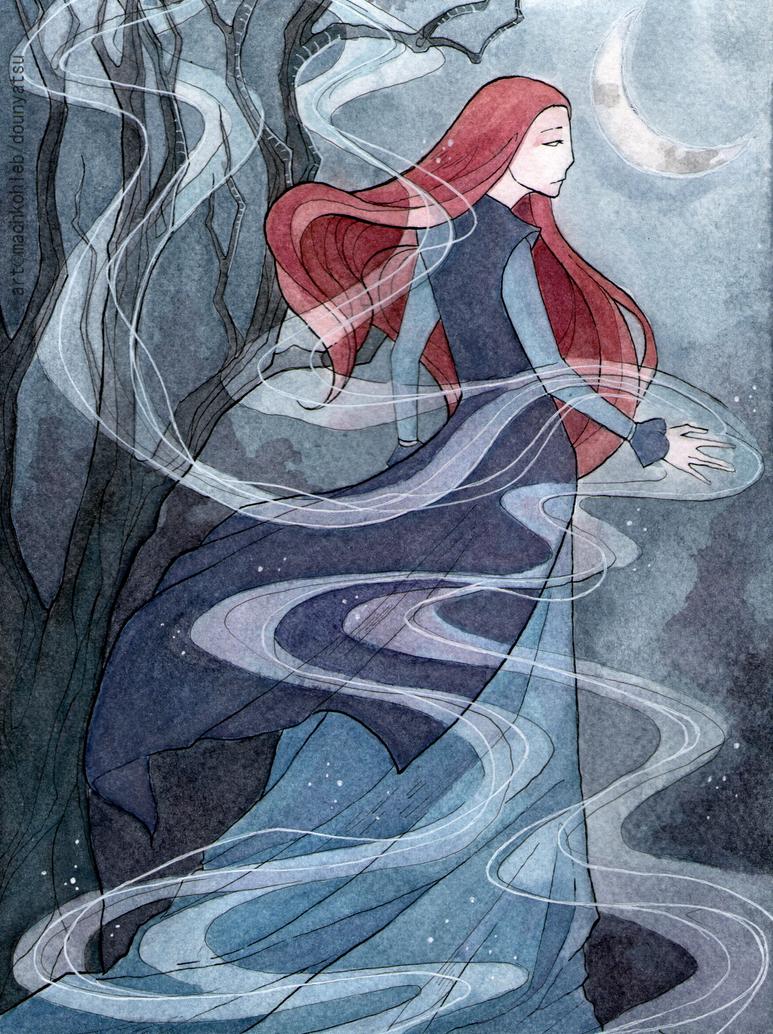 mist by dounyatsu