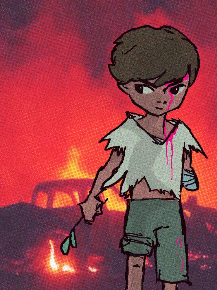 child of war by Alotrem