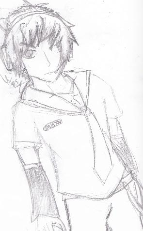 Len again -.- by Infamation