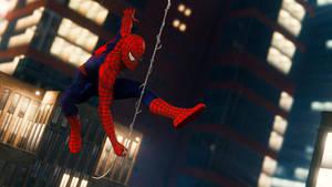 Custom Spider-Man Shot.