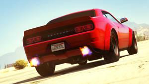 Bravado Gauntlet Hellfire (Dodge Demon).