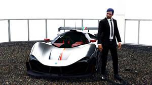 Silvio Giovanni, and his Italian Stallion.