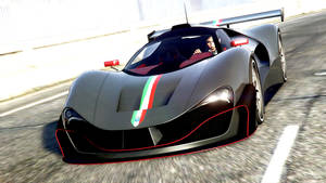 Grotti Visione. (Ferrari Xezri Concept).