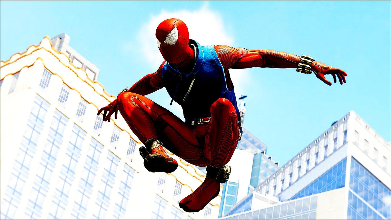 Scarlet-Spider Part 2.