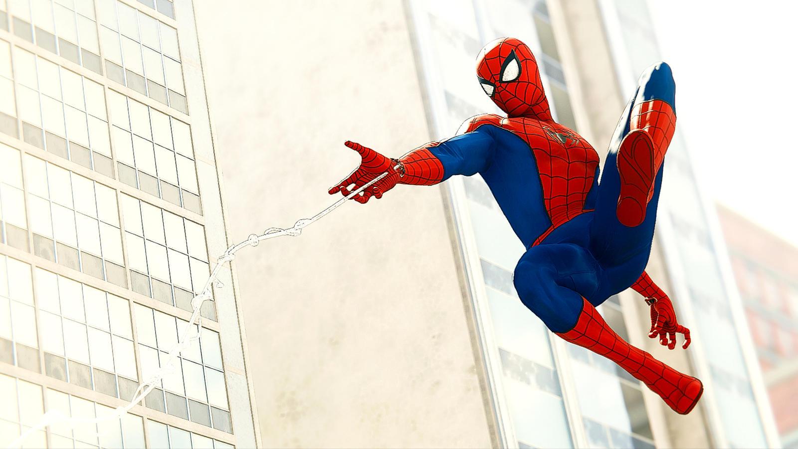 Shootin' Webs.