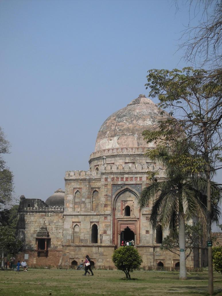 lodhi garden delhi by zahidnabi