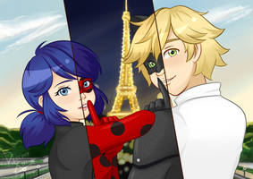 Our Secret :: Miraculous Ladybug by Destiny-XIII