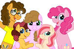 Kindverse: CheesePie Family by kindheart525