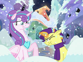 Accidental Blizzard by kindheart525