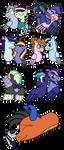 Kindverse OTPs: Part I by kindheart525