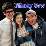 Blimey Cow! by AWishInTheNight
