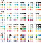 Copic Colors 1