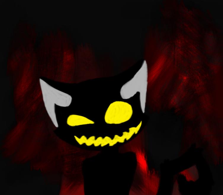 G. :: Bloody nightmare by Werewoofwoof