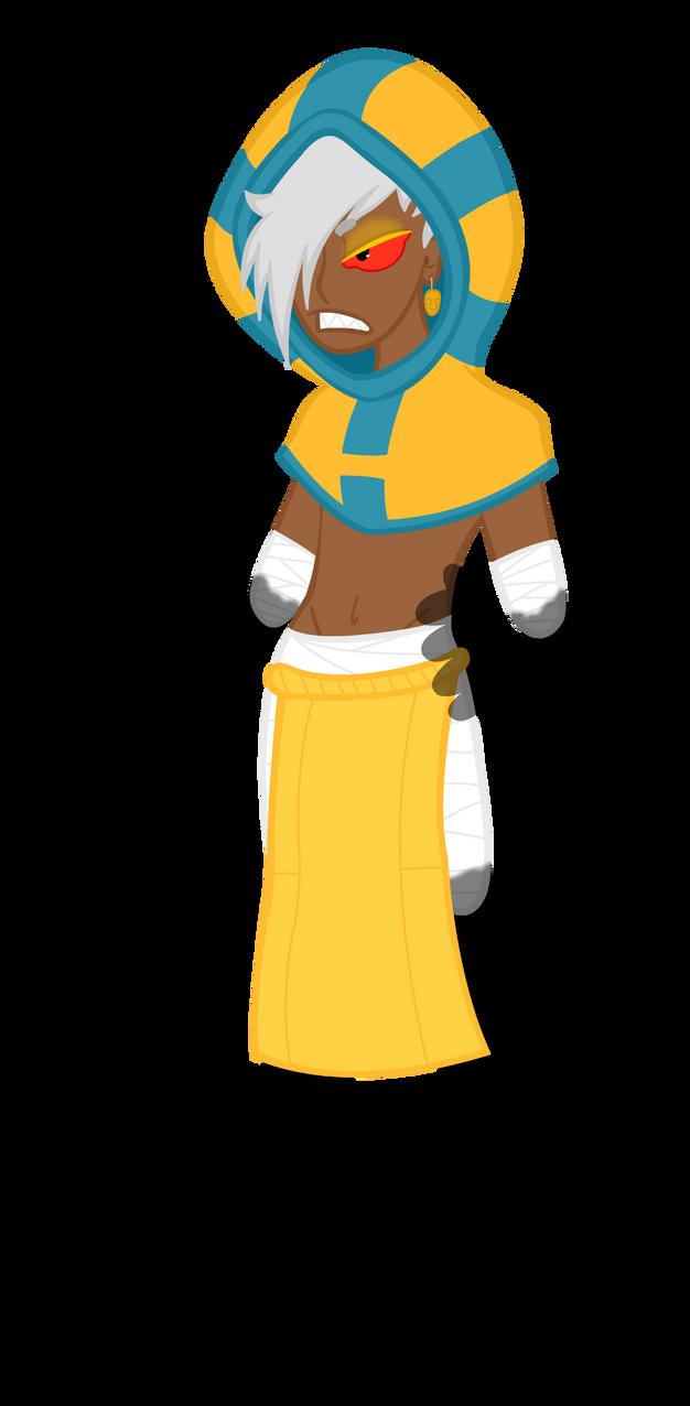 All hail Pharaoh Emo-Pants by Werewoofwoof