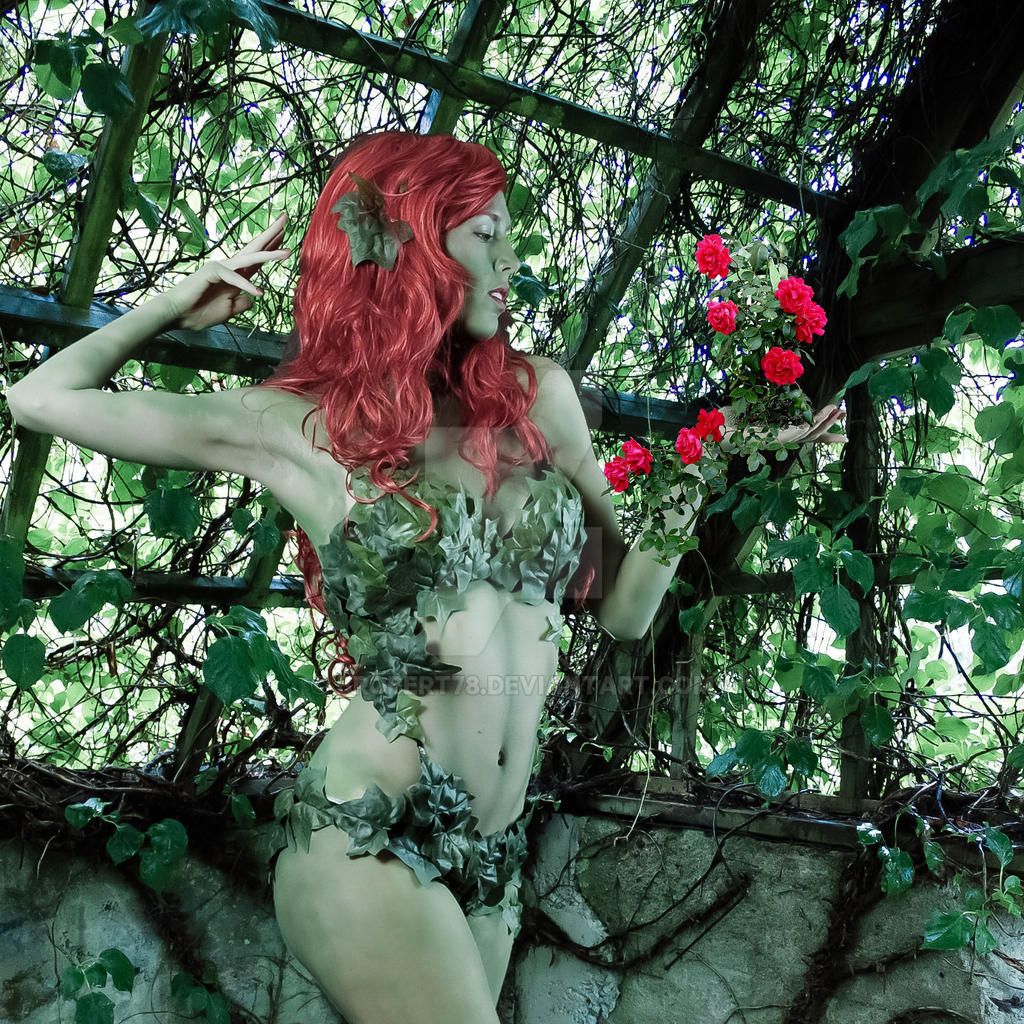 Poison Ivy by brobert78